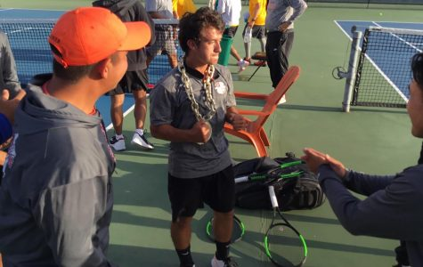 City College tennis advance in CCCAA playoffs