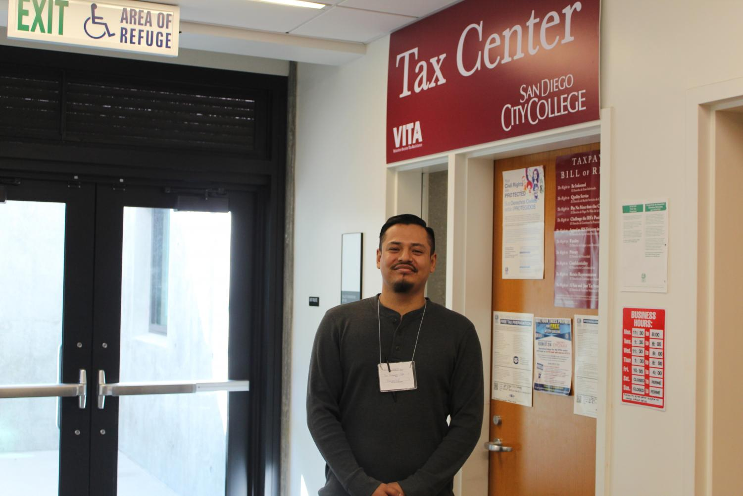 Jaime Lopez enjoys getting clients as much money back as possible. By Jonny Rico/City Times