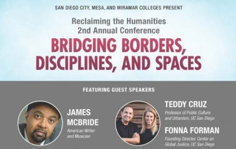 City College to host UCSD's humanities conference