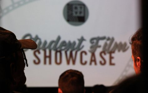 Student Film Showcase screen
