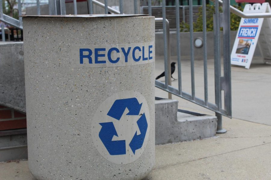 Recycling+can+on+City+College+campus