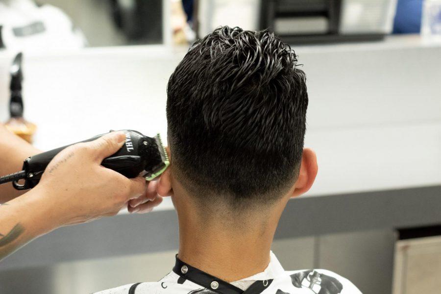 Cortes de cabello están disponibles en el departamento de cosmetología de San Diego City College. Por David Ahumada/City Times
