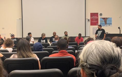 First World Cultures event focused on criminal justice
