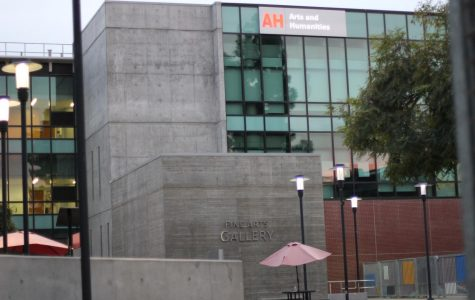 The San Diego City College arts and Humanities building .