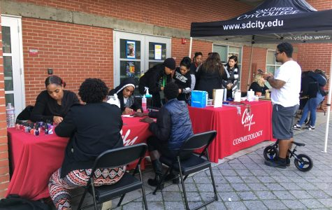 City College Block Party showcases student skills, successes