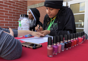 Cosmetology at Block Party