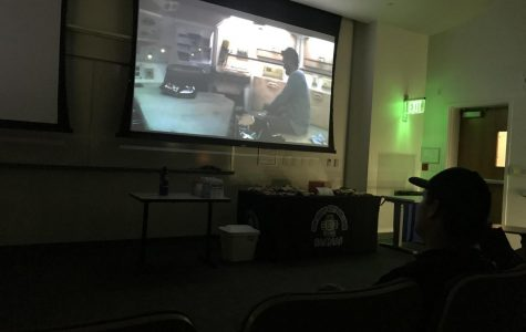 SACNAS hosted a movie night at San Diego City College.