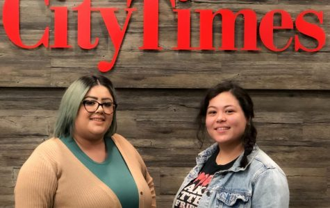 City Times names pair Editors-in-Chief