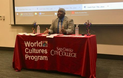 Tolerance event brings Islamic tradition to City College