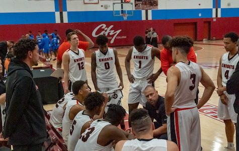 City College lose on a heartbreaking buzzer-beater