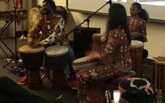 African percussion concert brings the beat to City College
