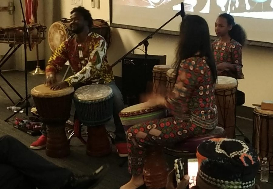 West+African+Percussion+Performers