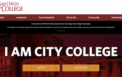 sdcity.edu website homepage