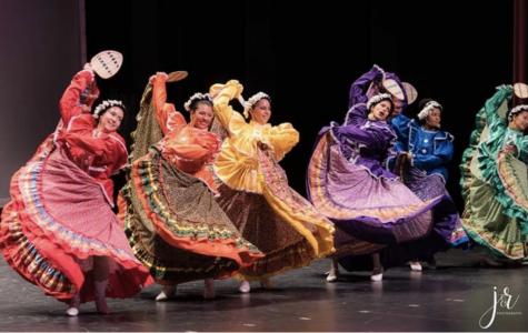 Paula Quinonez, Ballet Folklorico, J&R Photography