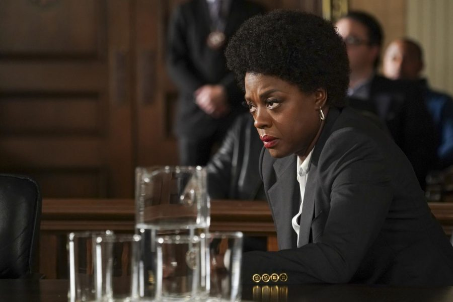 "Viola Davis in ""How to Get Away with Murder"