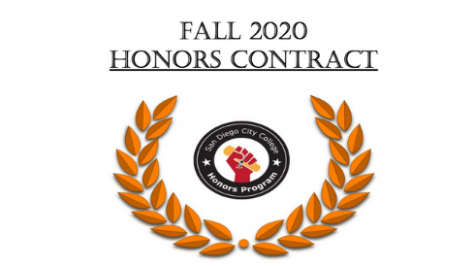 Honors Contract Logo
