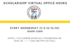 Scholarship info screenshot