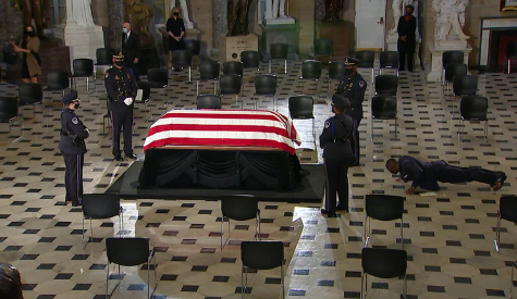 Ginsburg Funeral