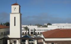 SDSU Clock Tower
