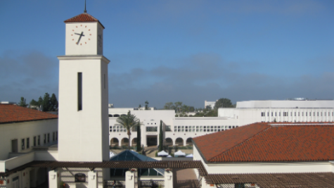 SDSU Clock Tower