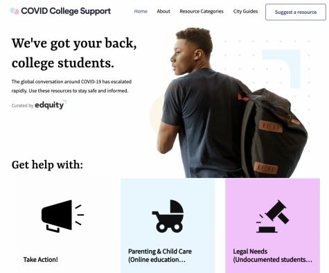 Covid College Support