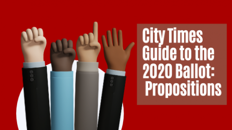 City Times Voter Guide: Propositions