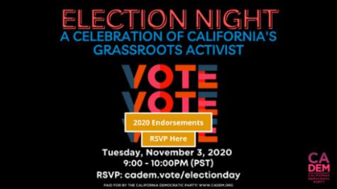California Democrats event