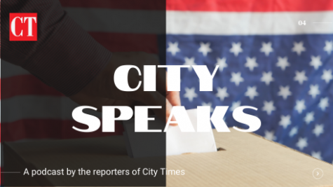 The fourth edition of City Speaks.