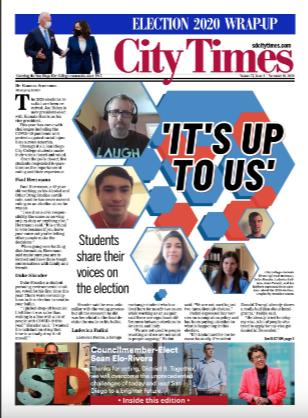 City Times November 2020 edition