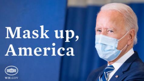 Joe Biden mask mandate