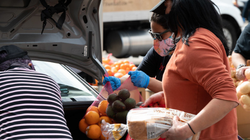 HungerActionDay-4670 by San Diego City College on Flickr