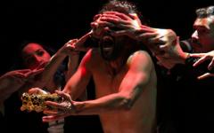 Lux Boreal dancers