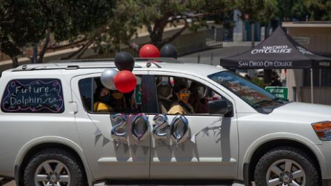 San Diego City College: DriveThreCelebration-7286 on Flickr