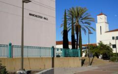 SDSU Manchester Hall