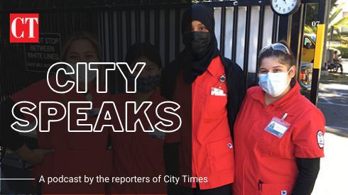 City College nurses