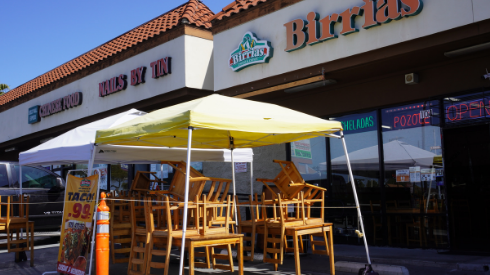 Birria's, Chivos & Cheves