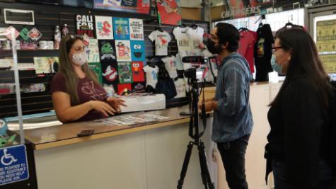 Gabriel Schneider and Susana Serrano interview Family Decals' Ana Rozo