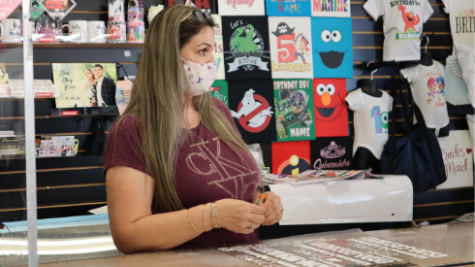 Ana Rozo, the owner of Family Decals
