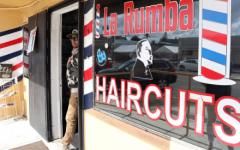 Erwin Mejia, dueño de La Rumba Barbershop
