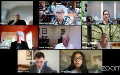 SDCCD Board of Trustees meet on Zoom
