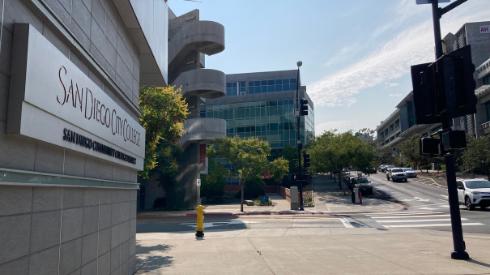 San Diego City College campus