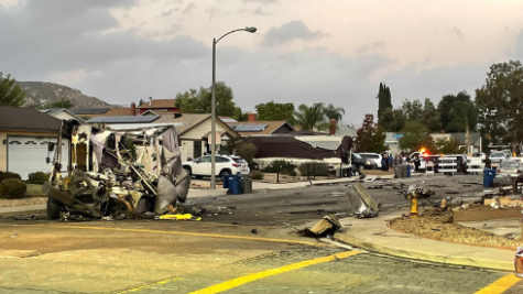 Santee plane crash