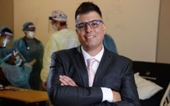 New Chancellor Dr. Carlos O. Turner Cortez